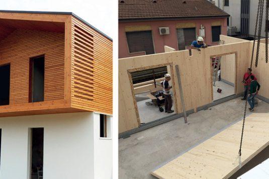 La casa in legno ha costi di manutenzione elevati, ne siamo sicuri?