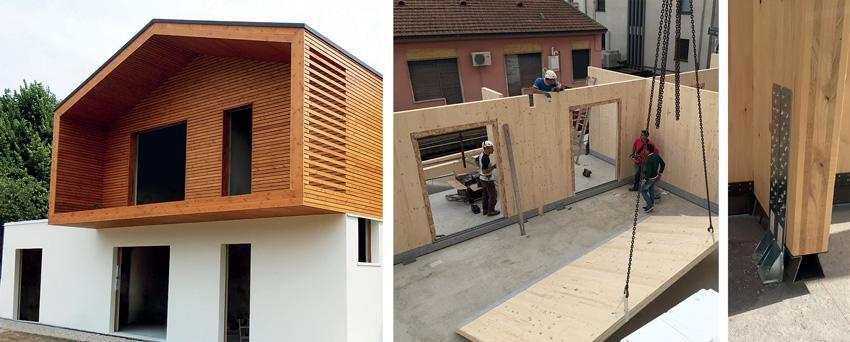 La casa in legno ha costi di manutenzione elevati ne siamo sicuri studio arch d - Costi casa in legno ...